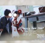マイアルバムの年賀状口コミ・感想